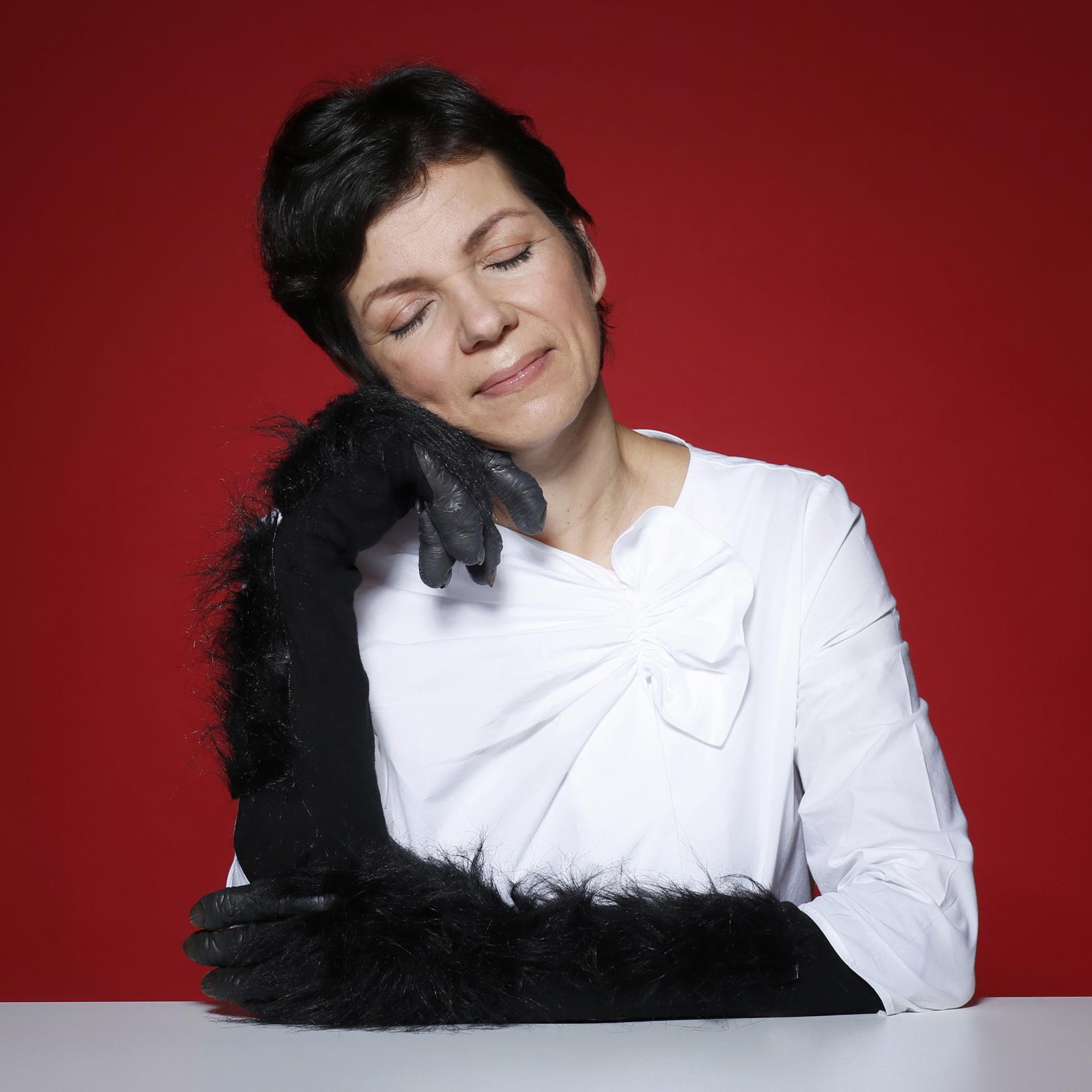 Year of the monkey Portraitaufnahmen für SHE Kommunikation